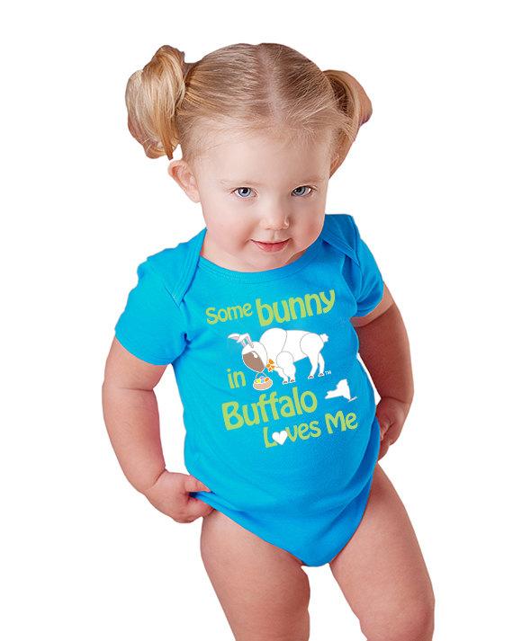 Buffalo Bunny Onesie