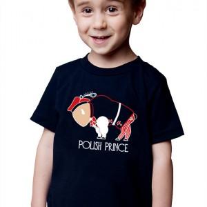 Buffalo Polish Prince tee