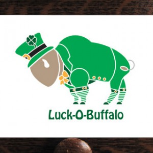 Luck of Buffalo St Patricks Day