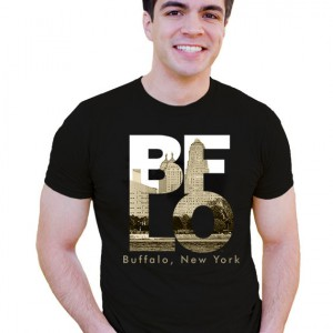 Buffalo Architecture T-Shirt