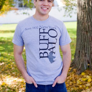 Buffalo Born T-Shirt