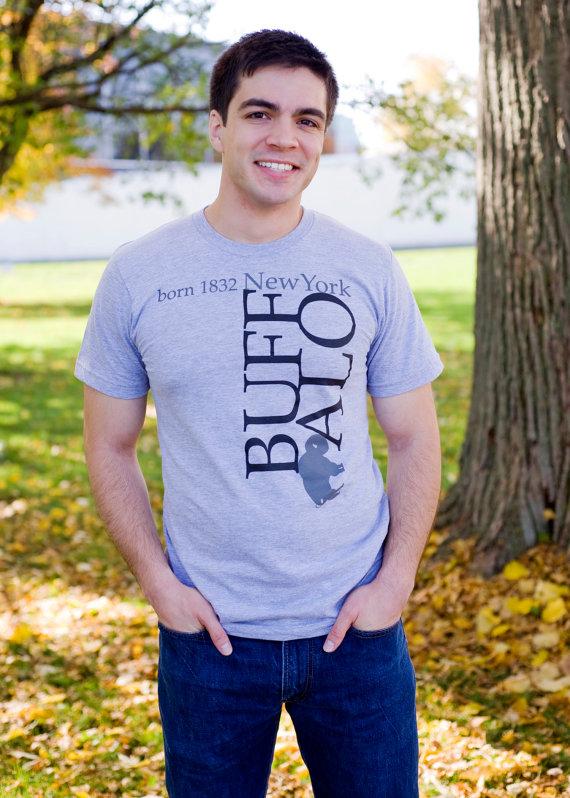 Buffalo Born T-Shirt