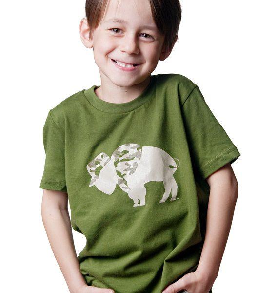 Buffalo Hero - Veteran T-Shirt