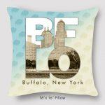 Buffalo Photo Pillow