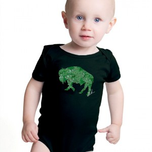 Irish Buffalo Onesie