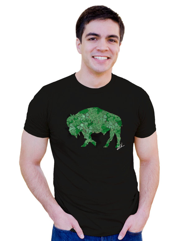 Irish Buffalo Tee