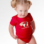 Buffalo Polish Princess Onesie
