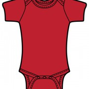 Red Girls Onesie
