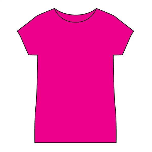 Toddler Girl Hot Pink
