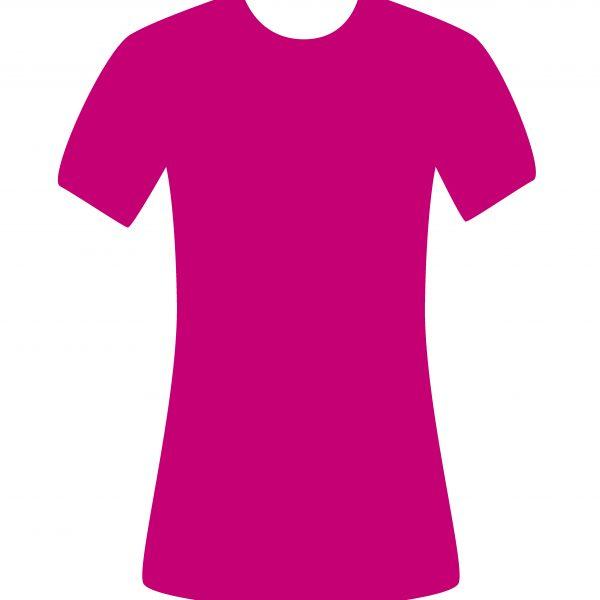 Women's Pink Tee