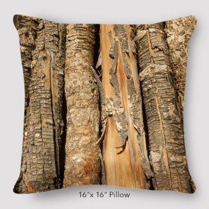 Inspired Buffalo_Jan_Augustyn_Logs_Pillow