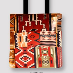 Inspired Buffalo_Jan_Augustyn_Rugs_Tote