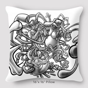 Inspired_Buffalo_Chris_Muranyi_MonkeySee_Pillow
