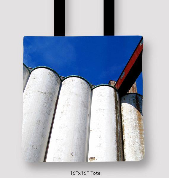 Inspired Buffalo_EileenGraetz_Grain ElevatorTote