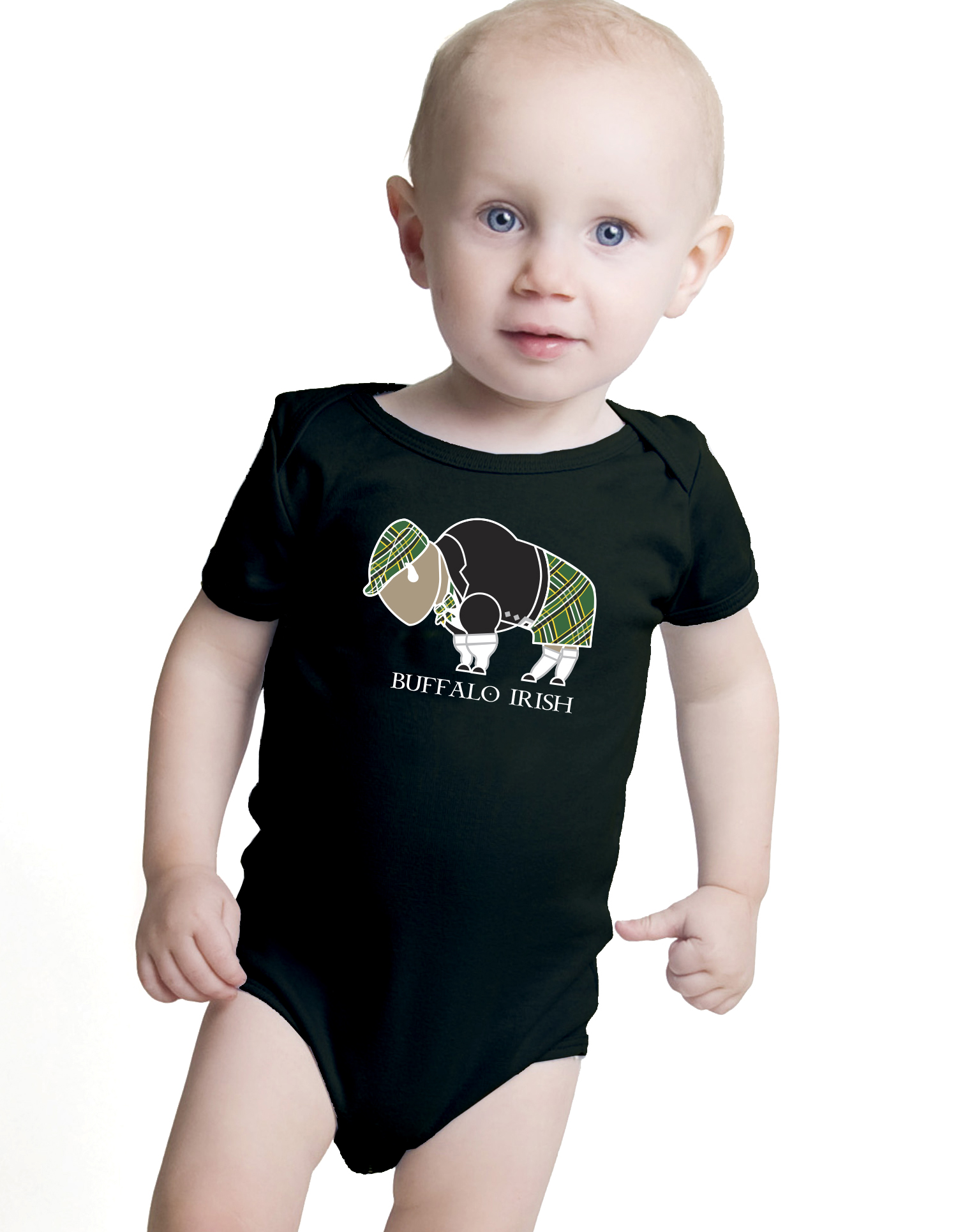 Buffalo Irish One Piece for Boys by Marinette Kozlow ...