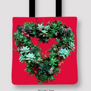 Inspired Buffalo_EileenGraetz_ValentineTote