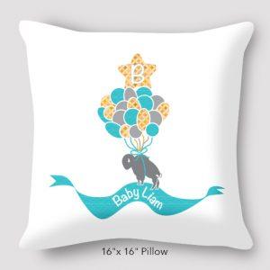 Inspired Buffalo_Marinette_Kozlow_Flying_Buffalo_Pillow