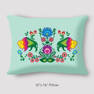 Inspired_Buffalo_Katharine_Jemison_Polish_Wedding_Pillow