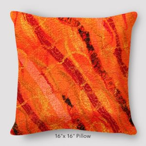 Suzanne_O'Brien_OrangeFlame_16x16_pillow