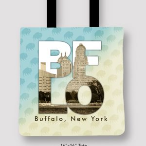 Inspired Buffalo_Marinette_Tim_Kozlow_Love_BFLO_Tote