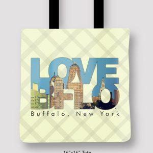 Inspired Buffalo_Marinette_Tim_Kozlow_Love_Buffalo_Tote