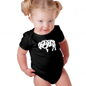 Inspired_Buffalo_David_Manny_Music_Buffalo_Girl_Onesie