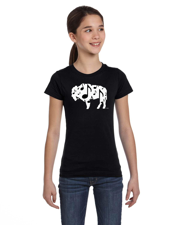 Music buffalo youth t shirt by david manny inspired buffalo for Custom t shirts buffalo ny