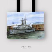 Inspired_Buffalo_Vinny_Alejandro_shipyard_Tote_12x16