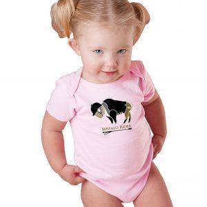 inspired_buffalo_equestrian_buffalo_english_rider_pink_onesie