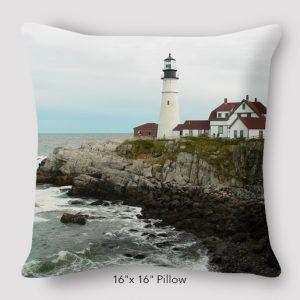 inspired-buffalo_ron_zerkowski_16x16_lighthouse_rocks_pillow