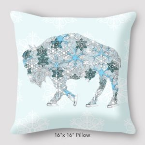 inspired-buffalo_alison_kurek_snowflake_16x16_pillow