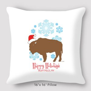 inspired_buffalo_david_manny_hap_holidays_buffalo_tea_towel
